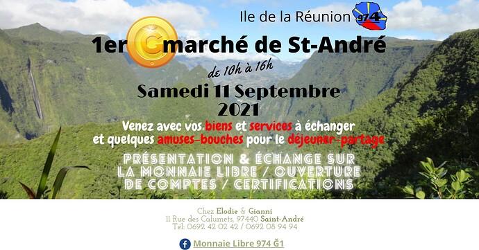 1er Ğmarché de St-André (4)