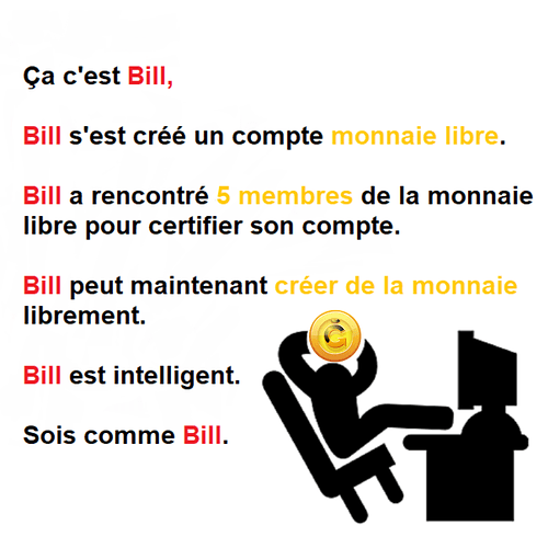 Sois comme Bill 2