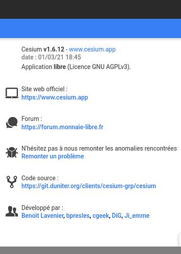 version cesium
