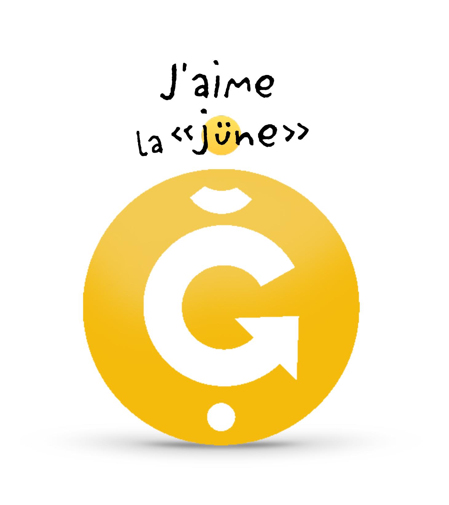 Ğ1 Logo