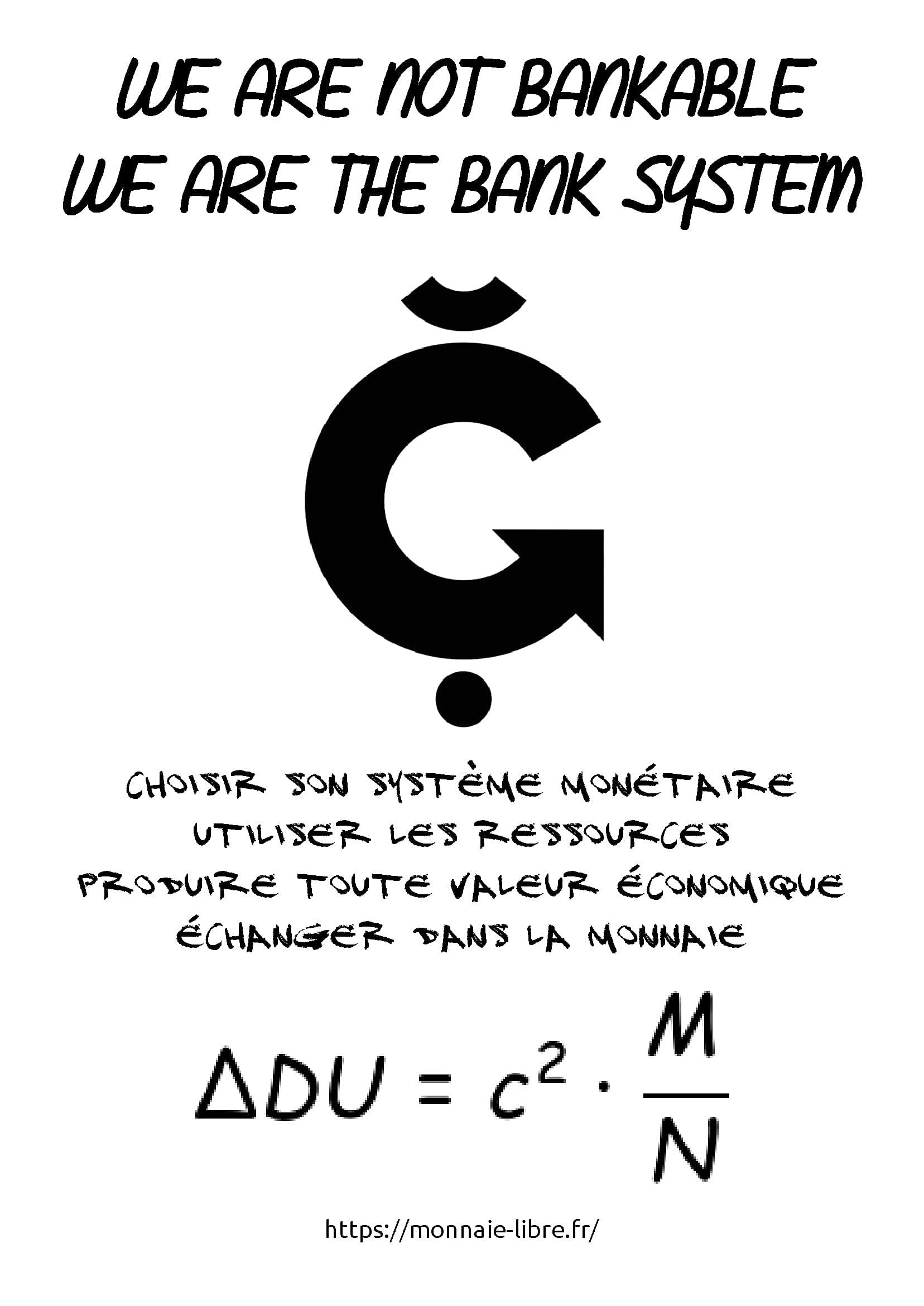 affiche bankable G1