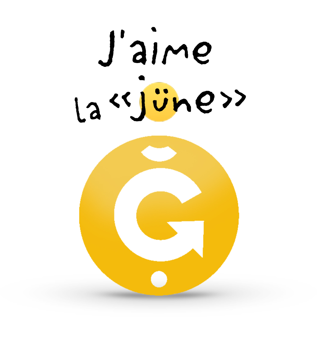 Ğ1 LogoPocket